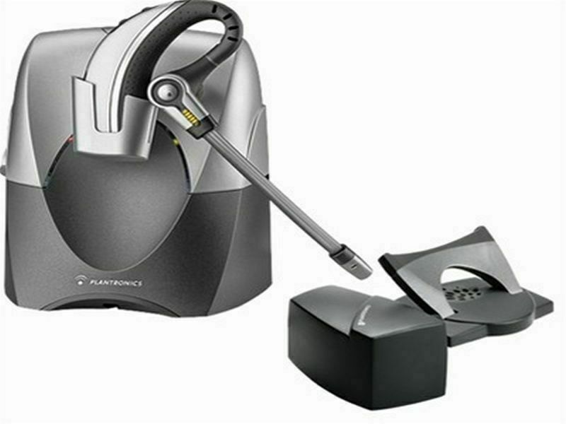 how to get plantronics headeset to work with a telephone