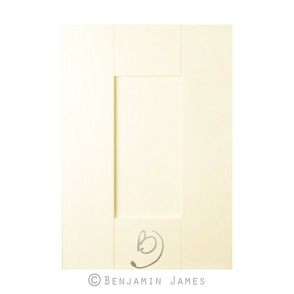 Cream Kitchen Doors - Shaker