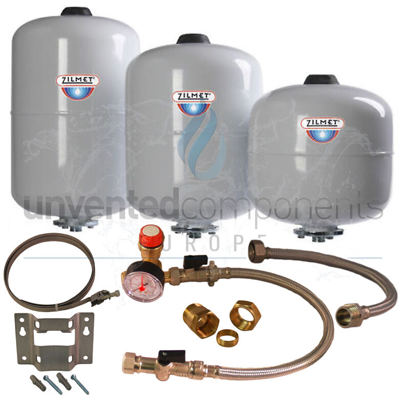 Zilmet Expansion Vessel: Water Heaters/ Boilers | eBay