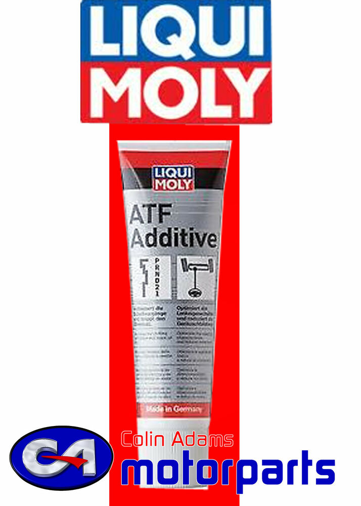 liqui moly atf power steering additive 250ml 5135 ebay. Black Bedroom Furniture Sets. Home Design Ideas