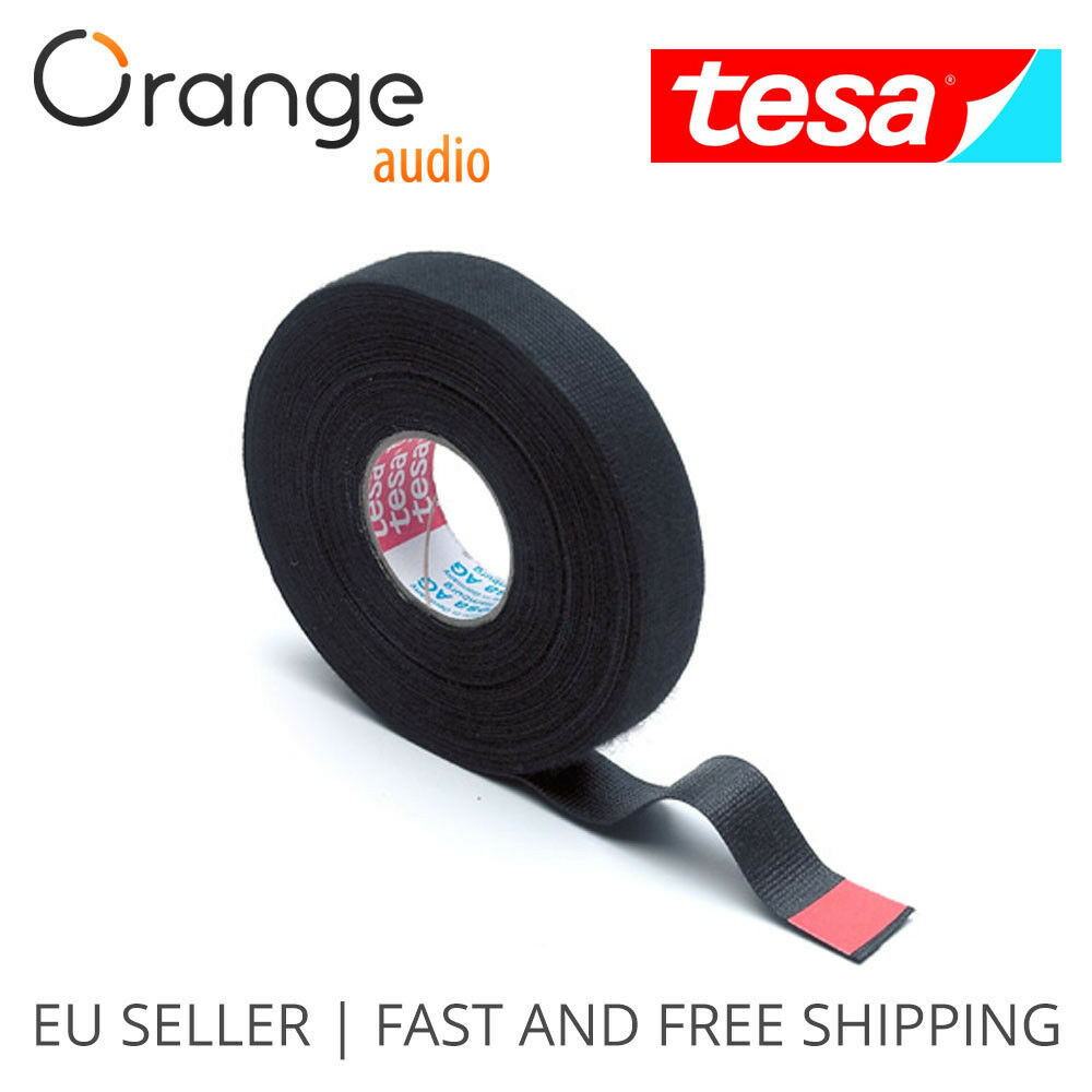 Silicone Tape Wiring Harness : Tesa original wiring loom harness adhesive cloth