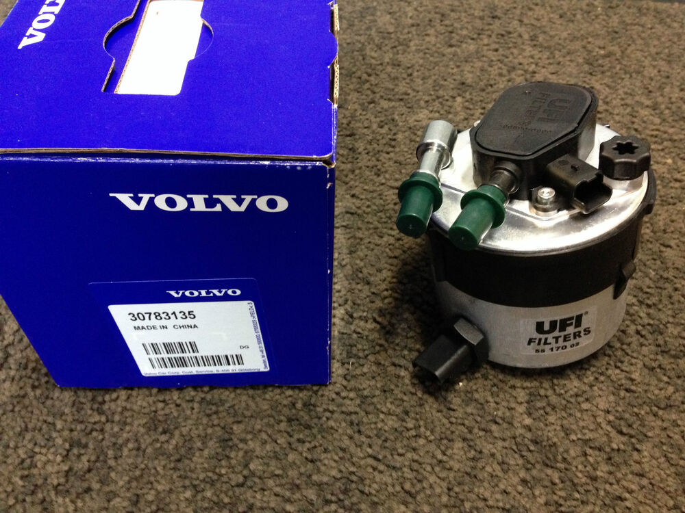 Genuine Volvo Fuel Filter 30783135 S40 V50 C30 S80 V70