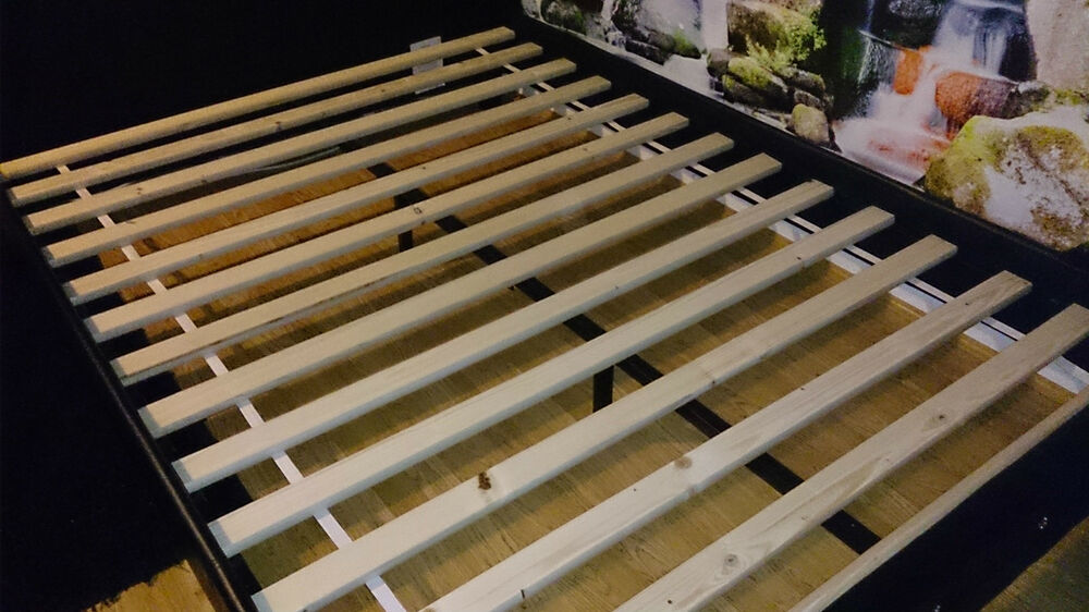 Small Double Bed Size Slats Bed Slats For Replacement
