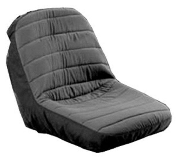 John Deere Riding Mower Seat Covers With Pockets : Ride on mower seat cover suit john deere victa rover