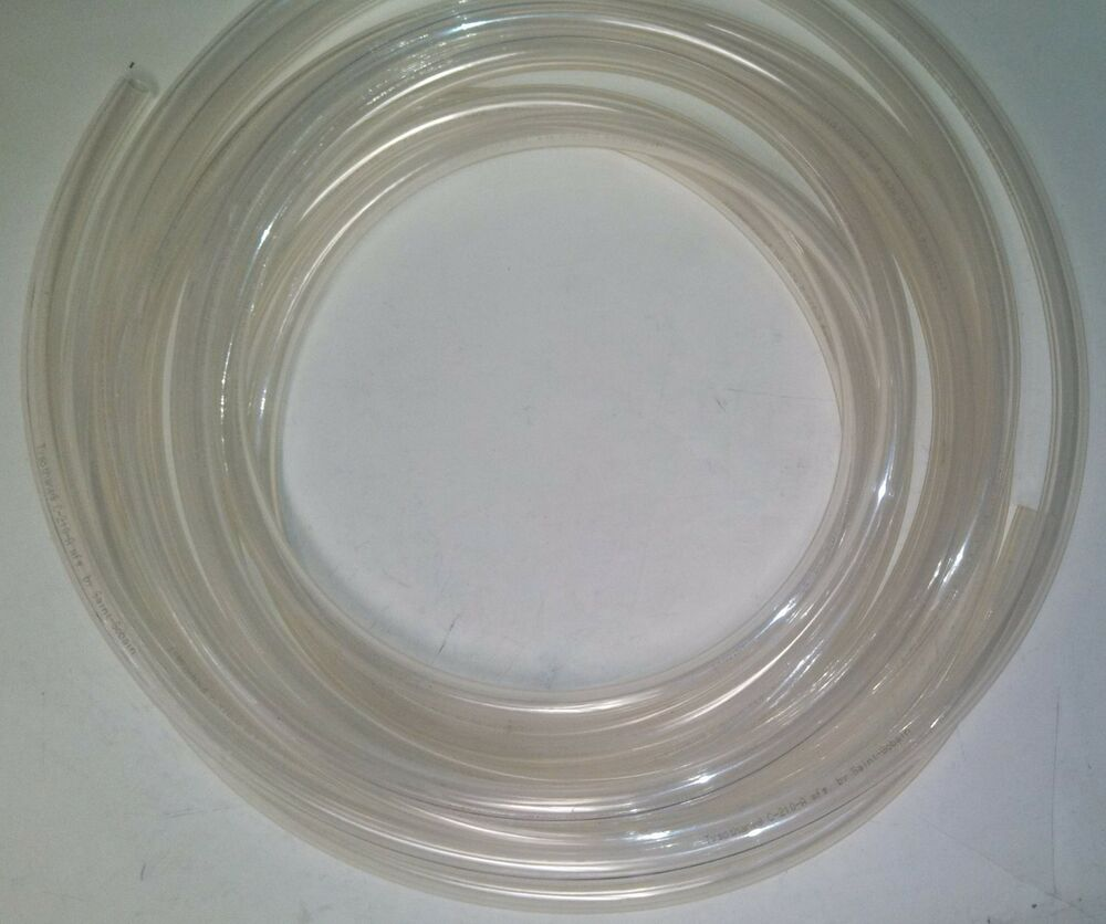 New Tygon Tygothane Clear C 210 A Tubing 1 2 Quot Id X 3 4 Quot Od