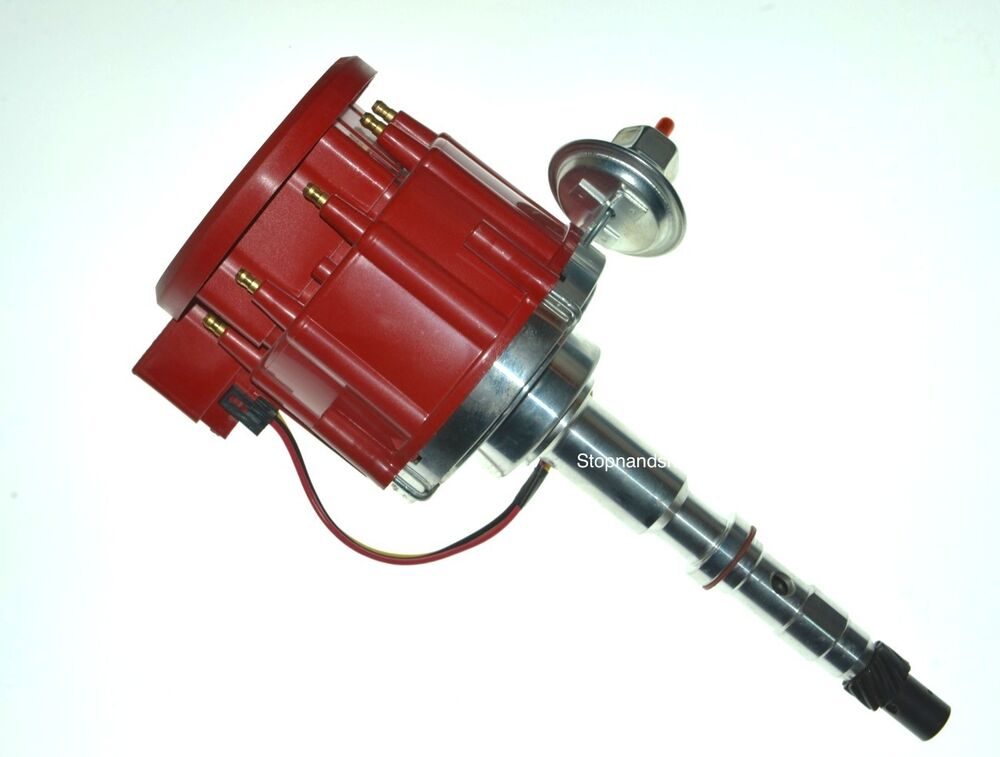 Hei Ignition Distributor For Jeep Amc Cj5 Cj7 Yj J10 V8