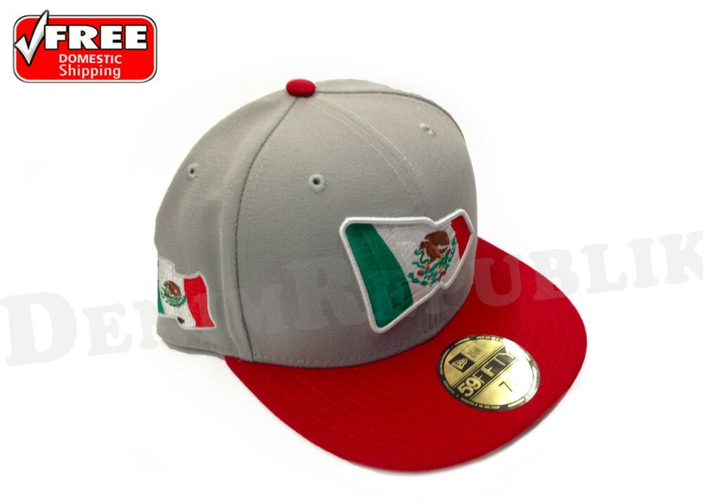 new era mexico world cup 2014 country redux soccer fitted
