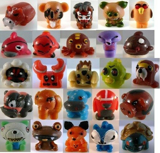 Squishy Animals Pencil Toppers : SQWABBLE SQUISHIES SQWISHLAND PENCIL TOPPERS ~ RETIRED & SUPER RARE PICK ANIMAL eBay