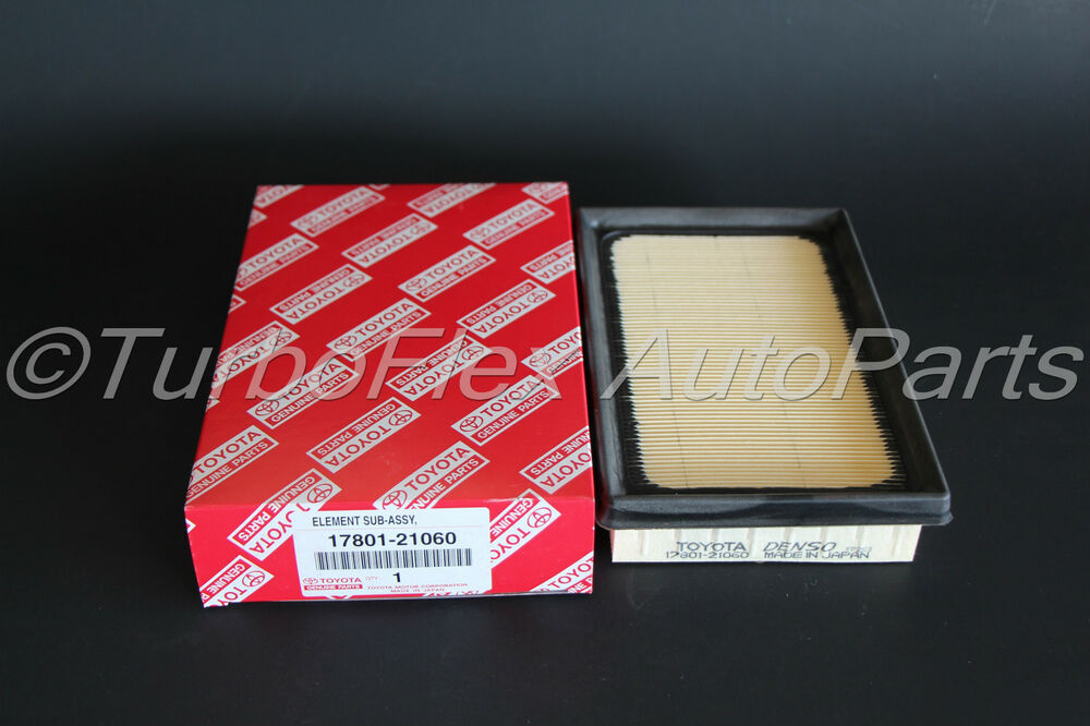 Toyota Prius C 2012 2016 Air Filter Genuine Oem 17801