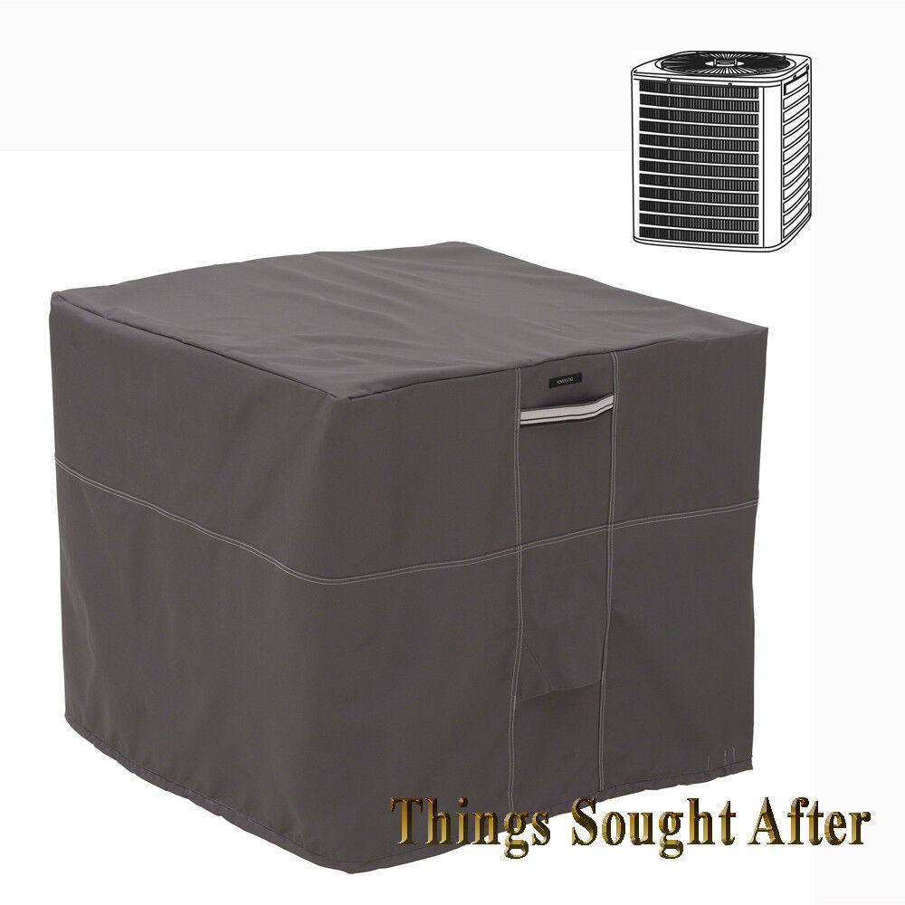 Cover For Square Air Conditioner Outdoor Central Exterior Ground Unit Ac Ravenna Ebay