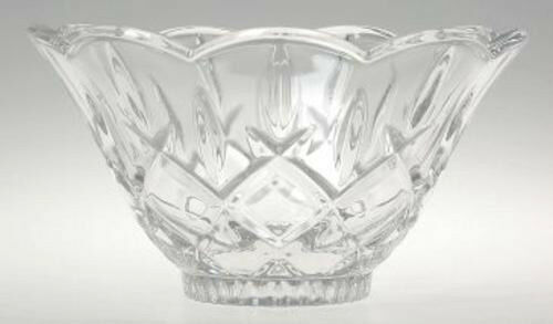 Bohemian Crystal Fruit Bowl 24 Lead Free Table Centrepiece Decorative Bowl Ebay