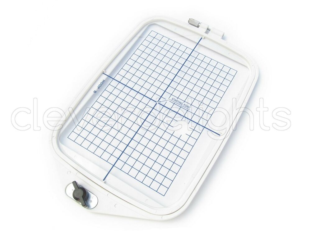 Embroidery hoop b for janome mc300e 350e 9500 10000 10001 for Janome memory craft 9500