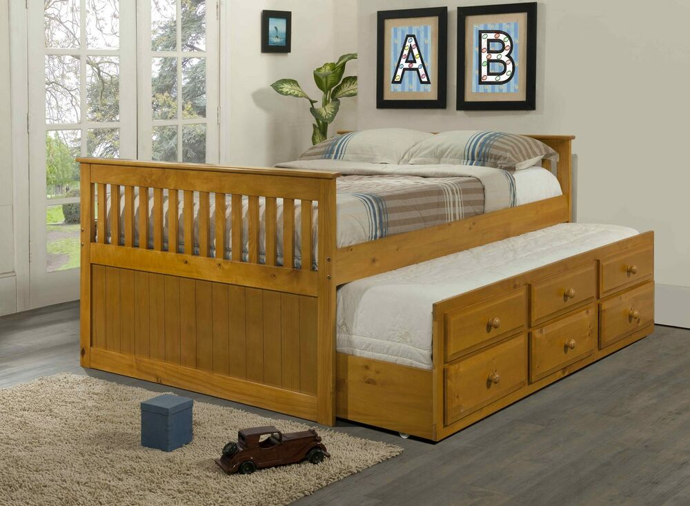 the best 28 images of trundle bed with drawers
