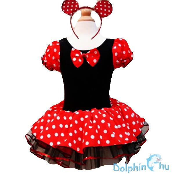 kids girls baby toddler minnie mouse party costume ballet