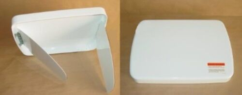 56438 Atwood White Cooktop Cover 2 Burner Stove Camper Rv