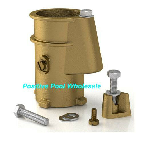 Pool Ladder And Handrail Bronze 4 Quot Anchor Socket Ps 4019