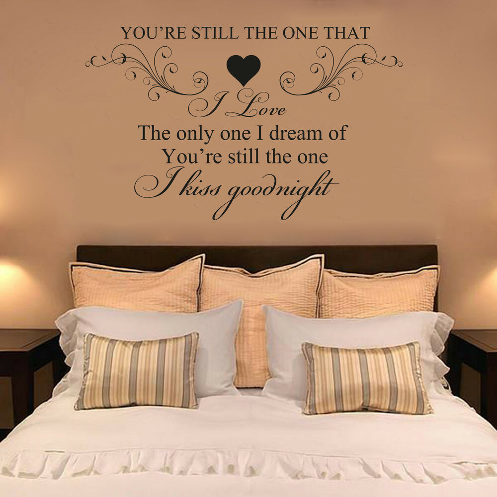 Shania Twain You Re Still The One I Love Quote Sticker