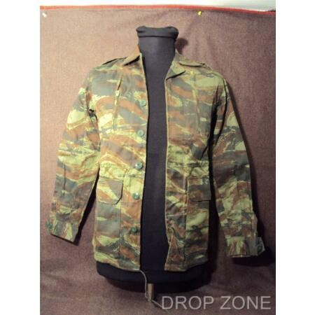 img-French Military Army Lizard Pattern Camouflage Jacket / Paintballing / Airsoft