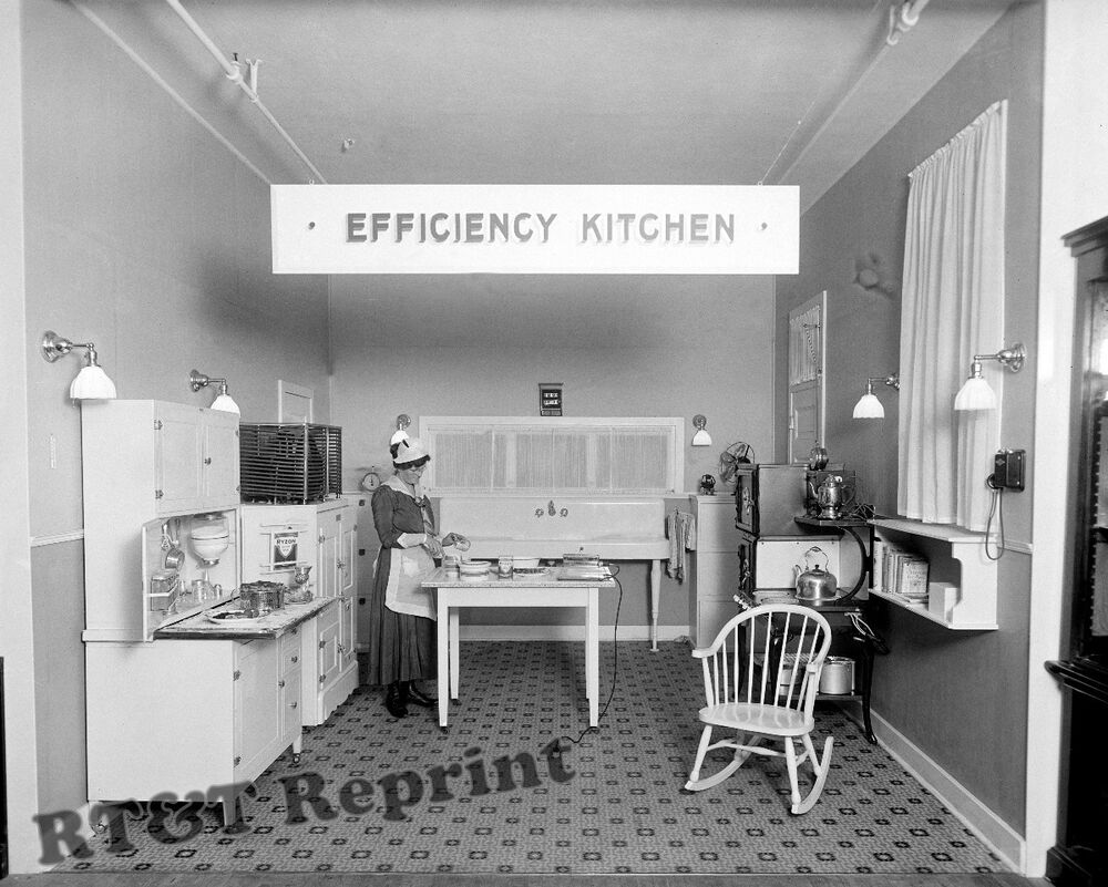 photograph vintage efficiency home kitchen woodward lothrop store