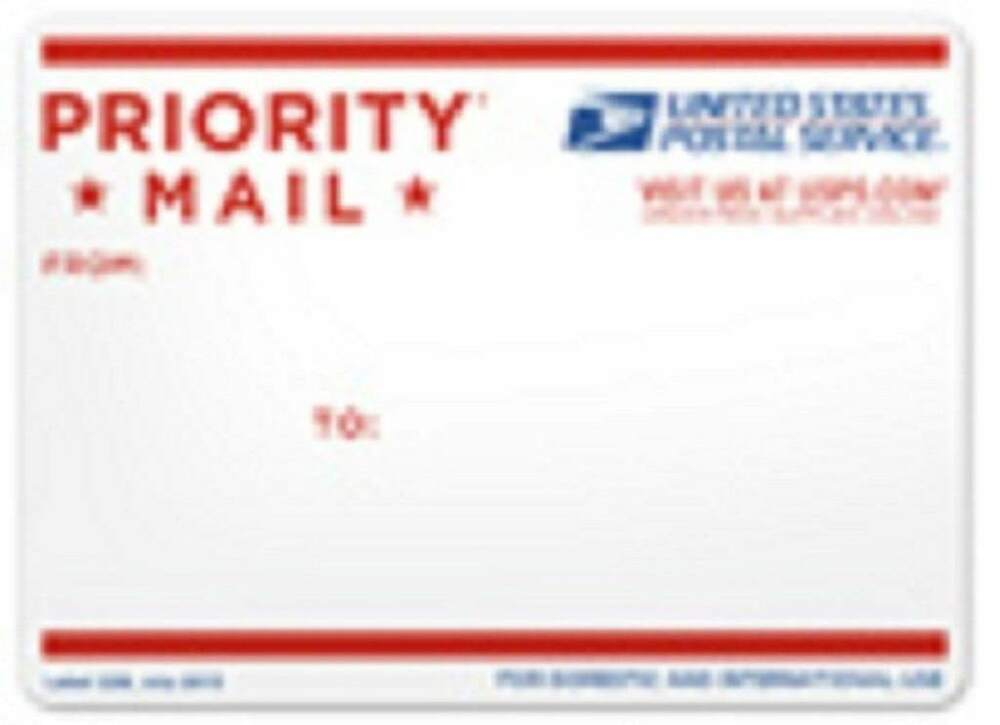 Usps priority mail legal flat rate postage for reloading central