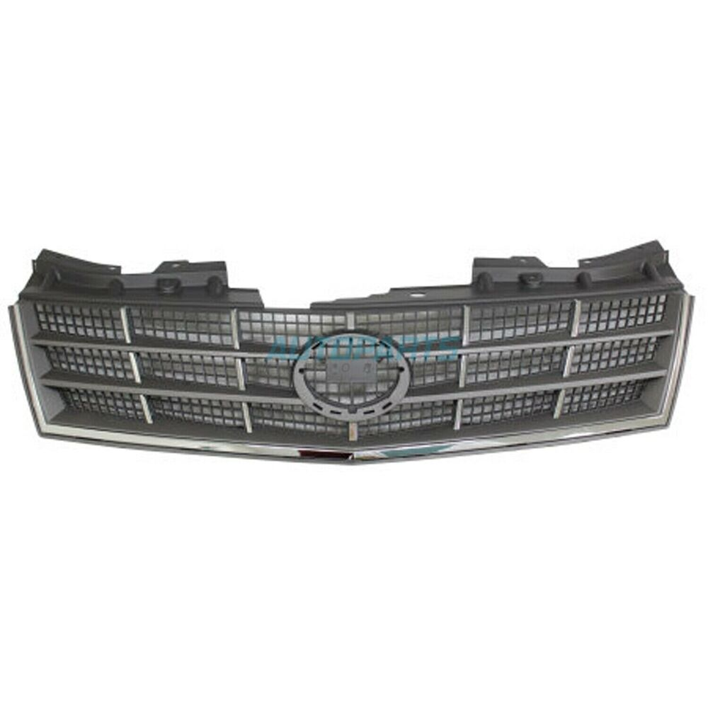 NEW 2008 2011 GM1200659 FITS CADILLAC STS GRILLE ASSEMBLY