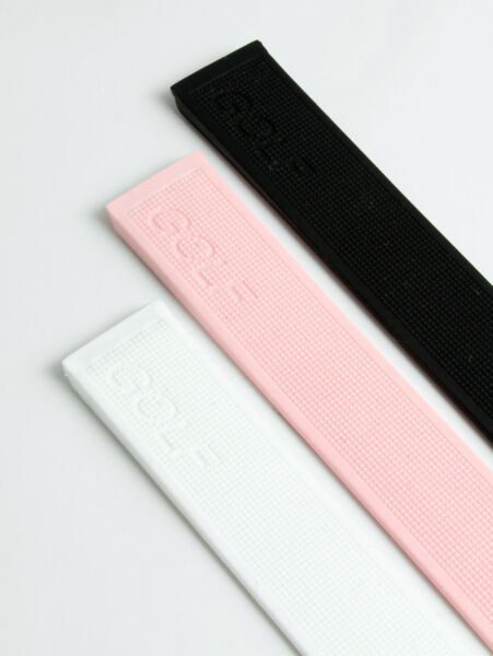 SILICONE RUBBER WATCH STRAP BAND fits TAG Heuer GOLF Models WAE1111 /12 /13 /14