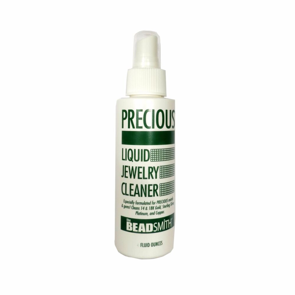 Precious Liquid Jewelry Cleaner 4 Fl Oz Ebay