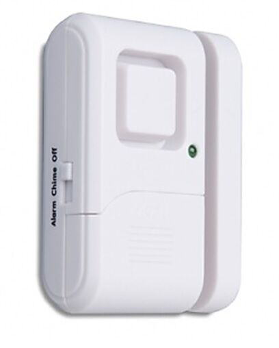 Door and window alarm chime home security contact alarm ebay for Window alarms