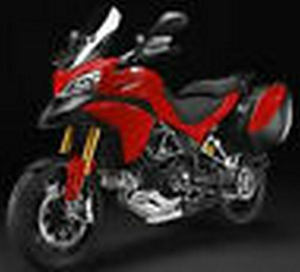 Manuale Officina DUCATI MULTISTRADA 1200 Workshop Service Repair Manual |  eBay