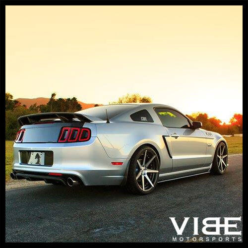 """Niche Wheels Mustang >> 20"""" VERTINI DYNASTY MACHINED CONCAVE WHEELS RIMS FITS FORD MUSTANG GT GT500 