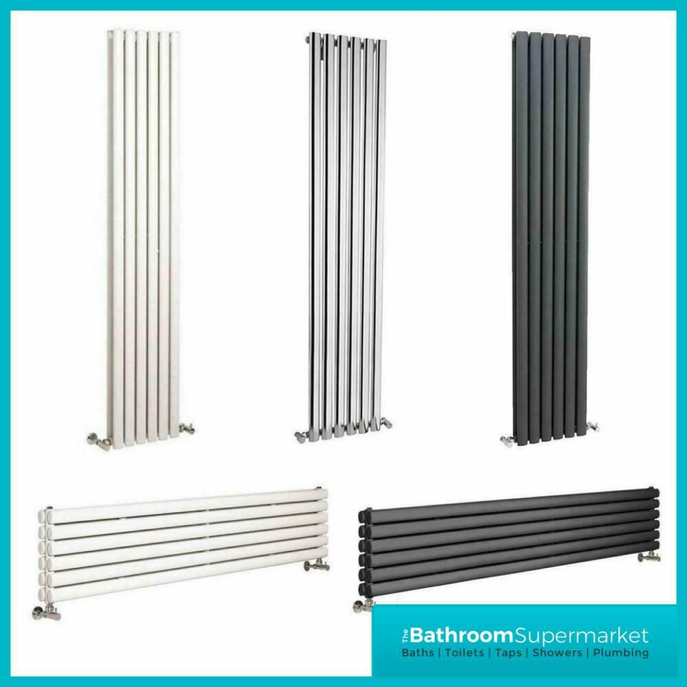 Modern Designer Vertical Horizontal Radiator Central