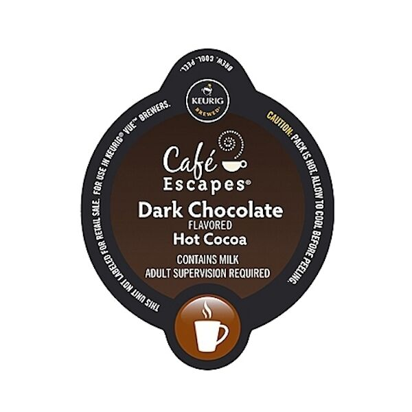 Keurig Vue Dark Hot Chocolate