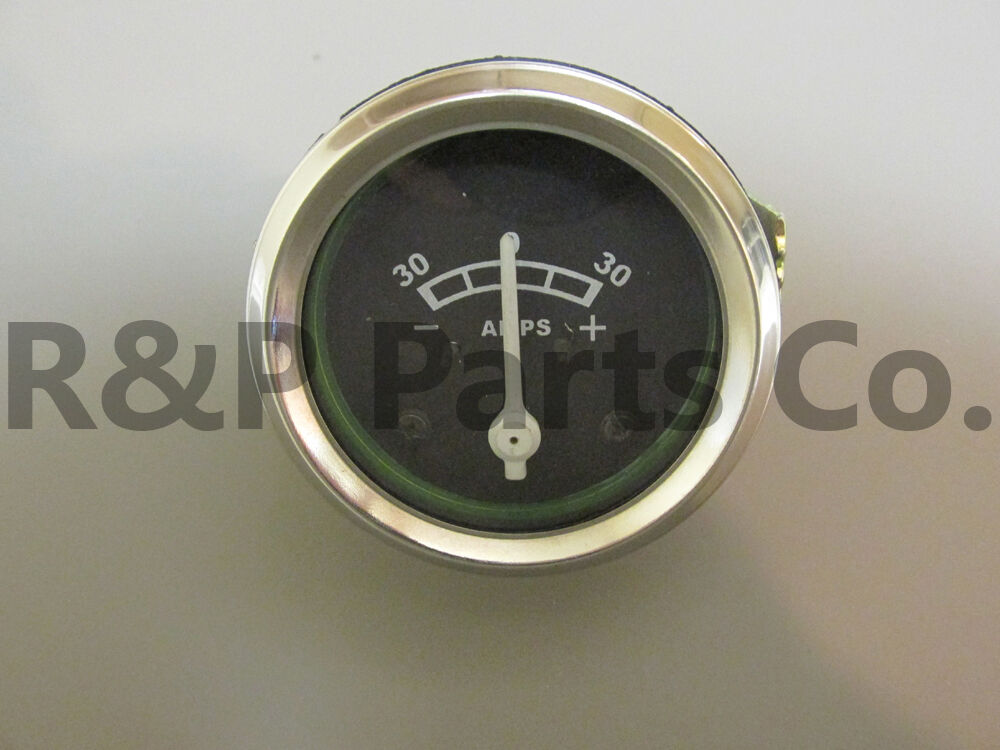 Ford 2000 Tractor Instrument Cover : Amp gauge fits ford n naa