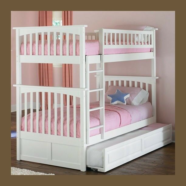 twin bed girls bunk beds for white and 13633