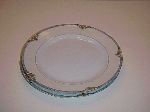 Noritake China Cortez Pattern Dinner Plate Set EBay