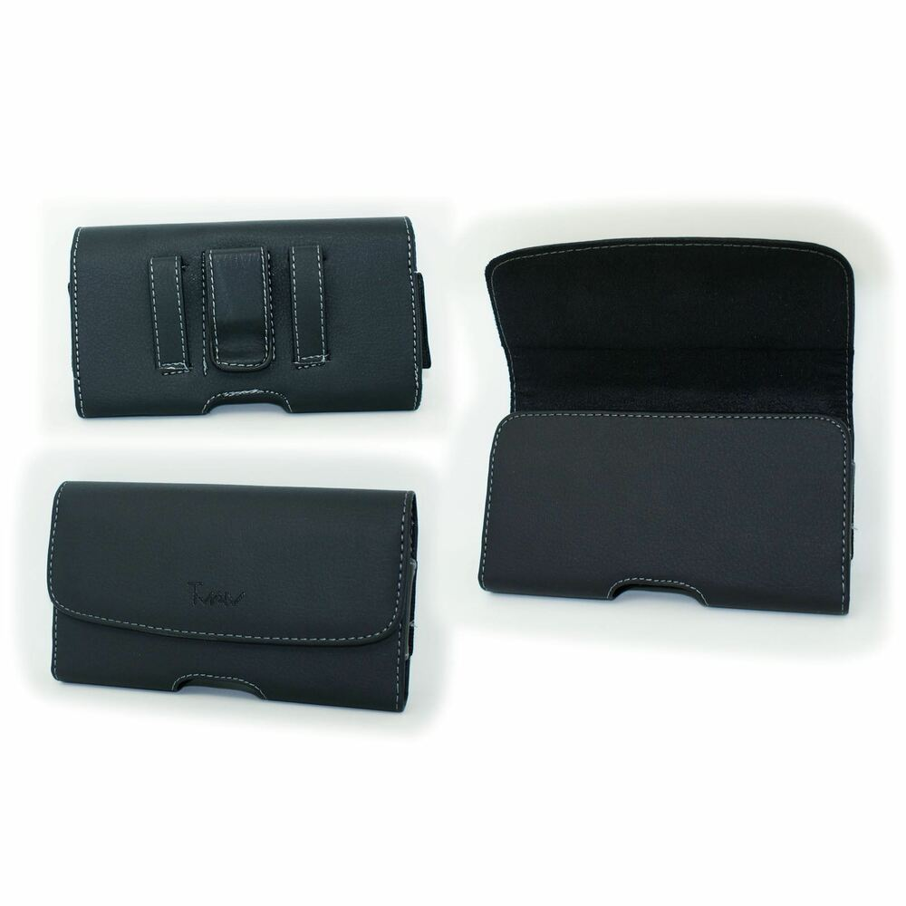 ... Leather Pouch Case w/Belt Clip Holster For LG G STYLO / LS770 : eBay