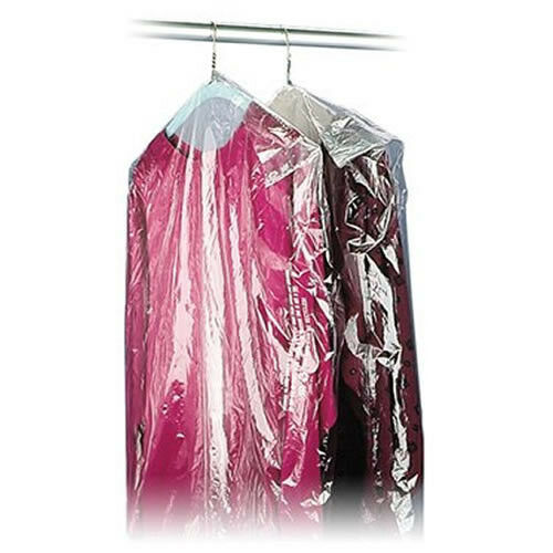 ROLL OF PLASTIC DRY CLEANER POLY GARMENT BAG (CHOOSE SIZE ...