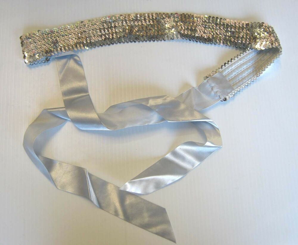Find great deals on eBay for silver glitter belt. Shop with confidence.