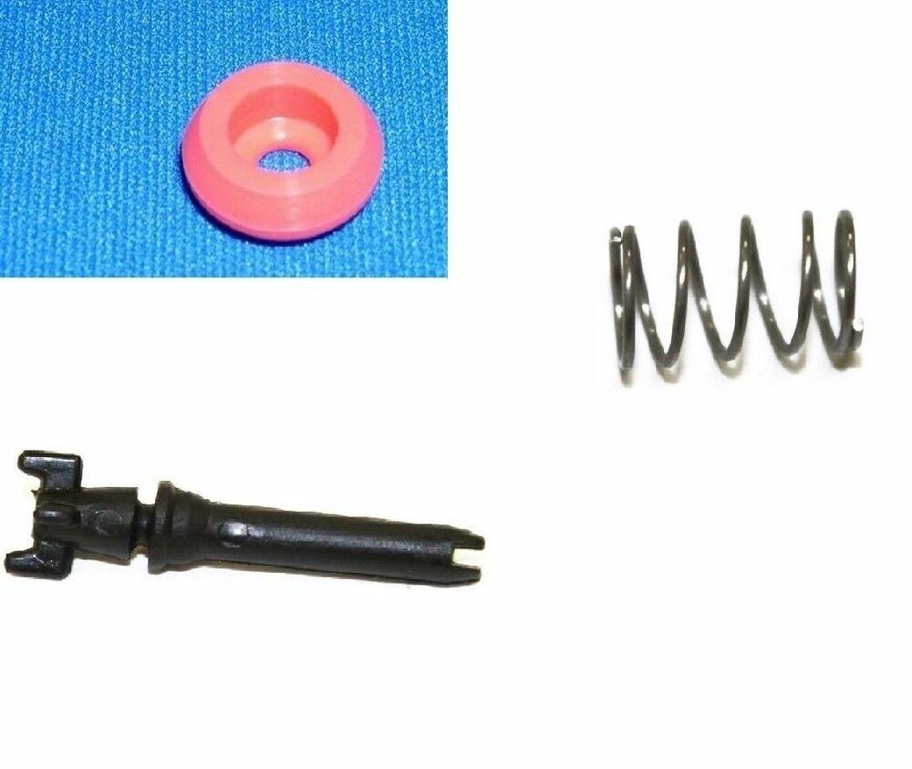 New Genuine Hoover Steam Vac Solution Tank Valve Kit With