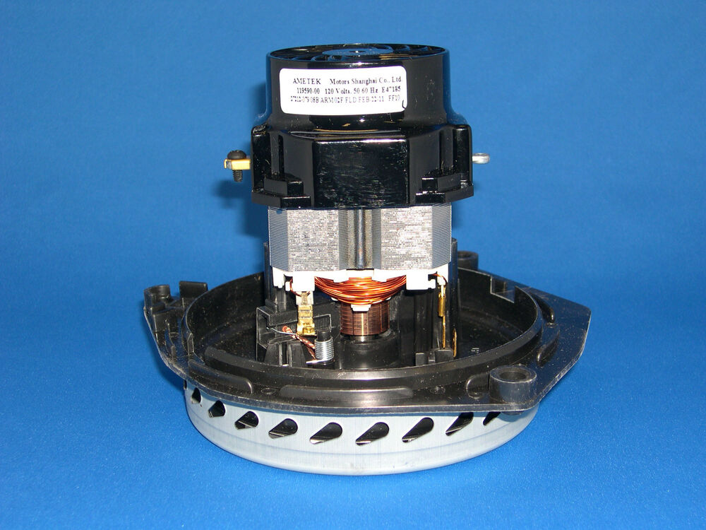 New Genuine Hoover Steam Vac 7 9 Amp Vacuum Motor For Some