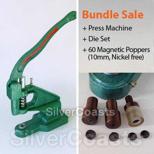 snap machine for leather