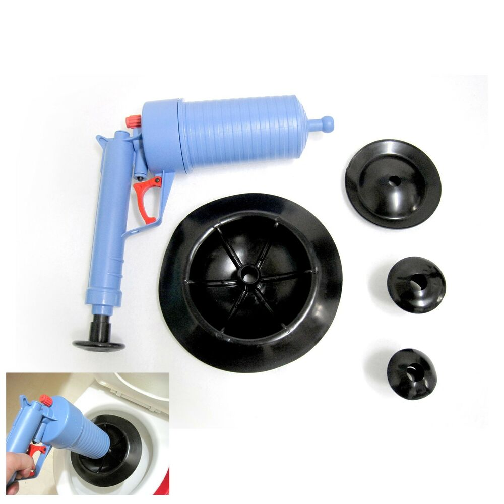 Kitchen Sink Plunger: New Compressed Air Pump Drain Plunger Bathroom Sink Drain