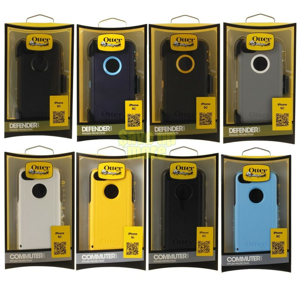cases for iphone 5c ebay otterbox defender commuter rugged protective cover 16774