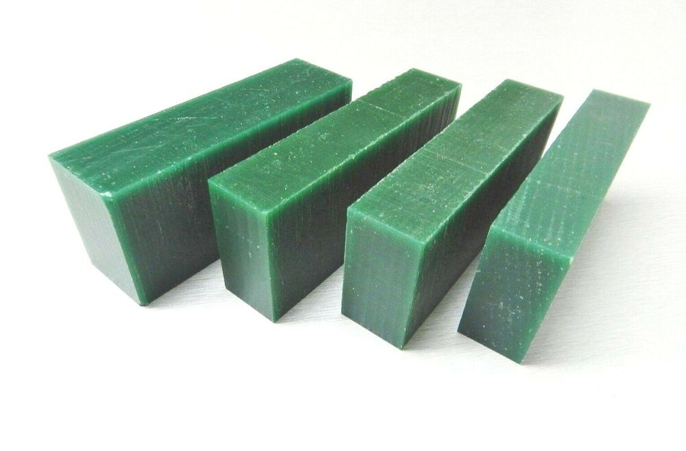 Ferris carving wax blocks green model design jewelry
