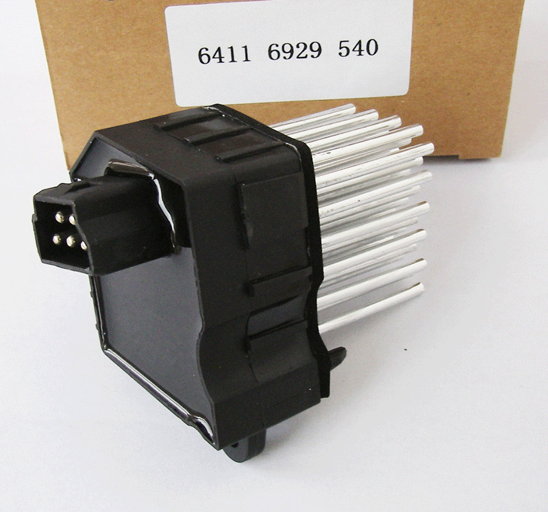 Hvac Blower Motor Resistor Ac Heater Fan Final For Bmw E36