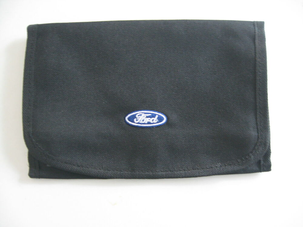 ford mustang escape explorer   owners manual pouch ebay