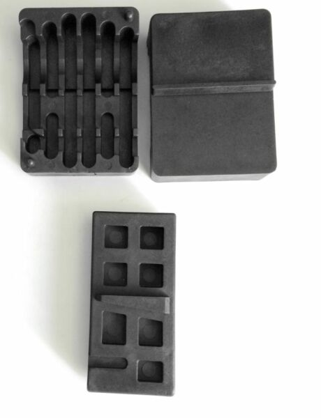 2Combo! Gunsmith Armorer's Tool Kit 5.56 .223 Lower & Upper Receiver Vise Block