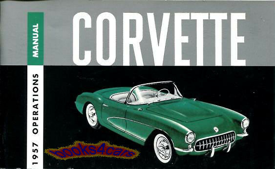 CHEVROLET CORVETTE OWNER S MANUAL Pdf Download