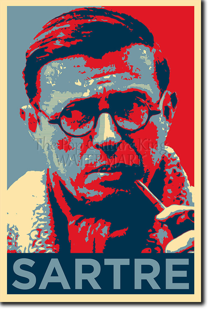 sartre s nausea and essence Sartre said that human beings have no essence before their  aside from the impact of nausea, sartre's major work of  admirers of jean-paul sartre – 'sartre's.