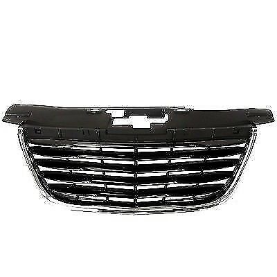 2012 Chrysler 200 Grill >> 2011 2014 CH1200352 FITS CHRYSLER 200 GRILLE CHROME AND BLACK MADE OF PLASTIC | eBay